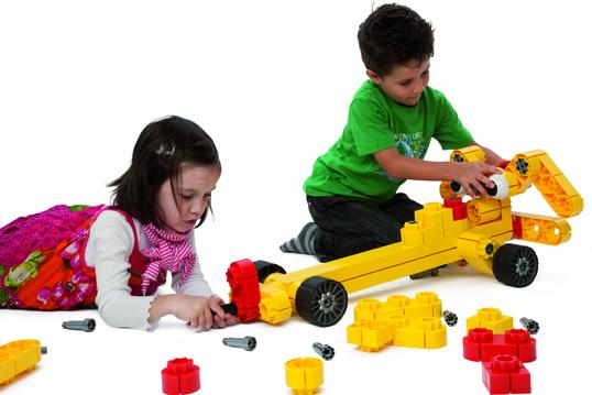 Игрушка конструктор для детей Multiset_